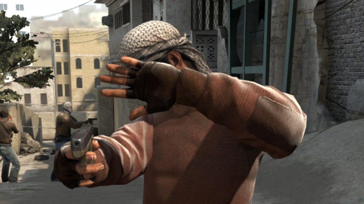 How Counter-Strike's Bullets Actually Work
