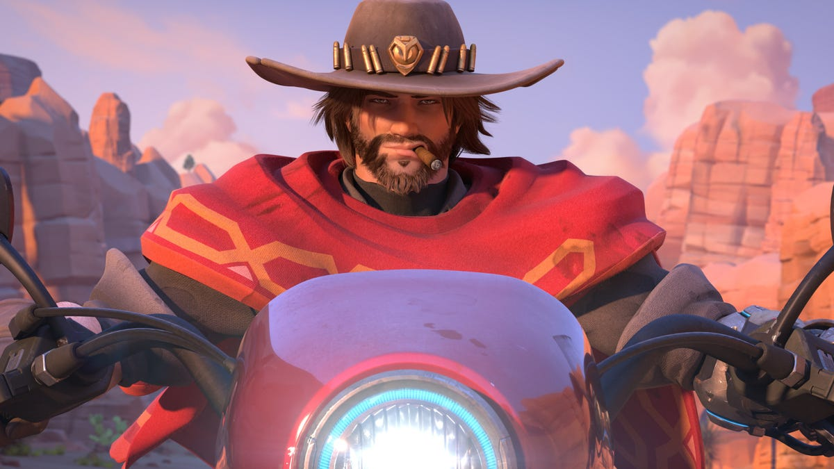 Overwatch Battletag Changes Free Following McCree Controversy