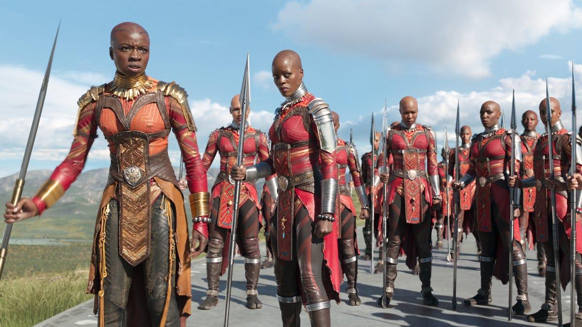 Okoye y Dora Milaje de Black Panther tendrán una serie en Disney+