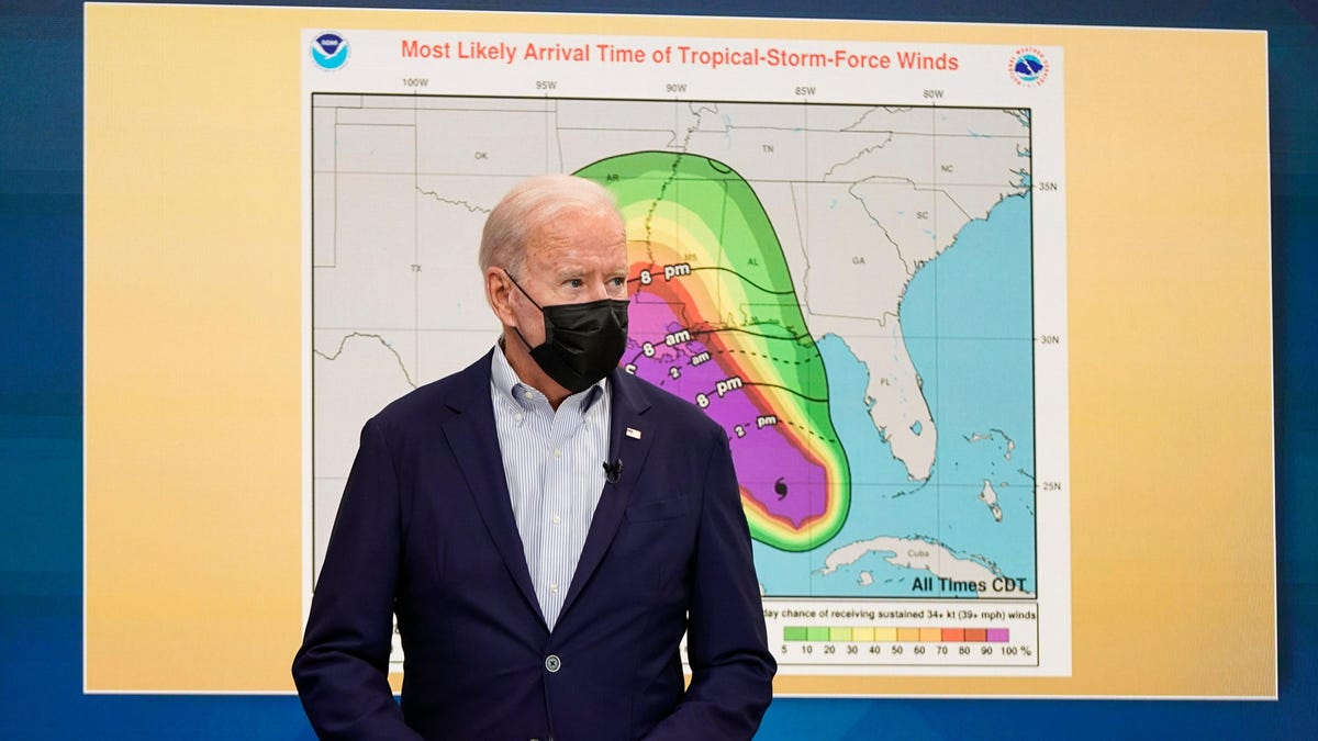 Biden Admin Says IPCC 'Does Not Present Sufficient Cause' to End Offshore Drilling