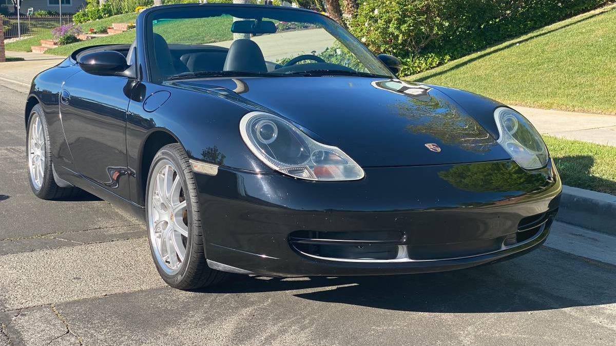 At $17,999, Is This '99 Porsche 911 Carrera Convertible A Drop-Top Deal?