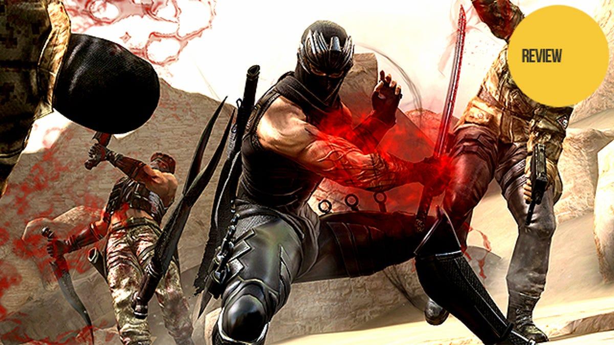 Ninja Gaiden 3 The Kotaku Review