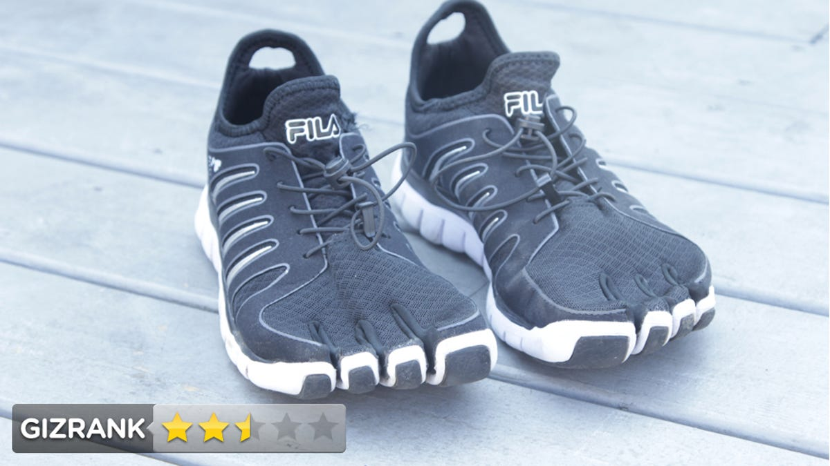 Fila Skele toes Amp Lightning Review: A Faux Minimalist