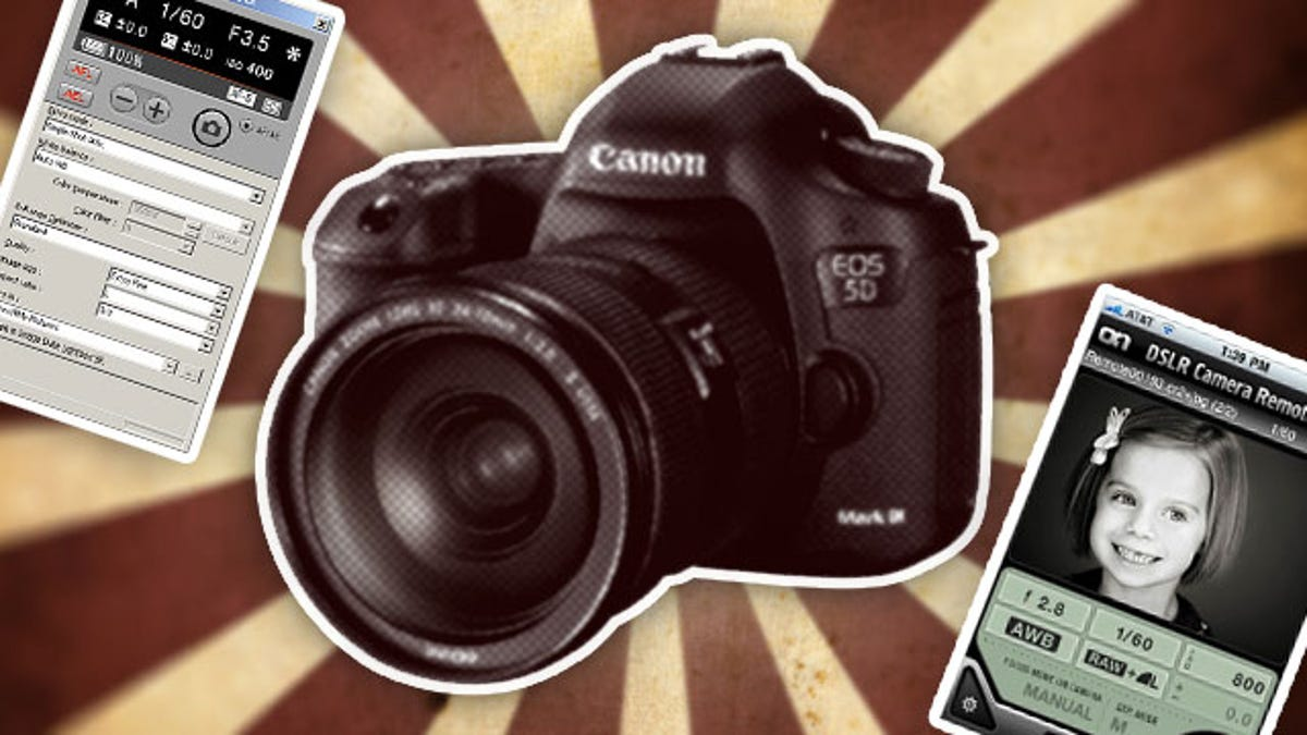 How to Remotely Control Your Digital Camera to Take Better