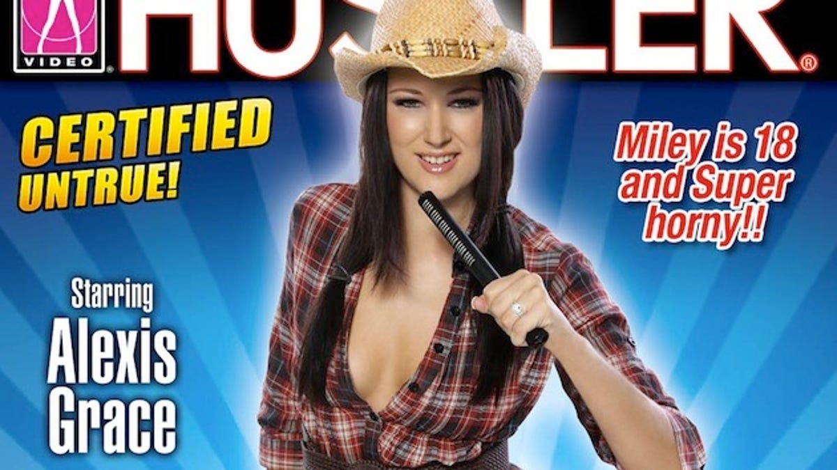 Finally, The Hustler Miley Cyrus Porn Parody Is Available-5955
