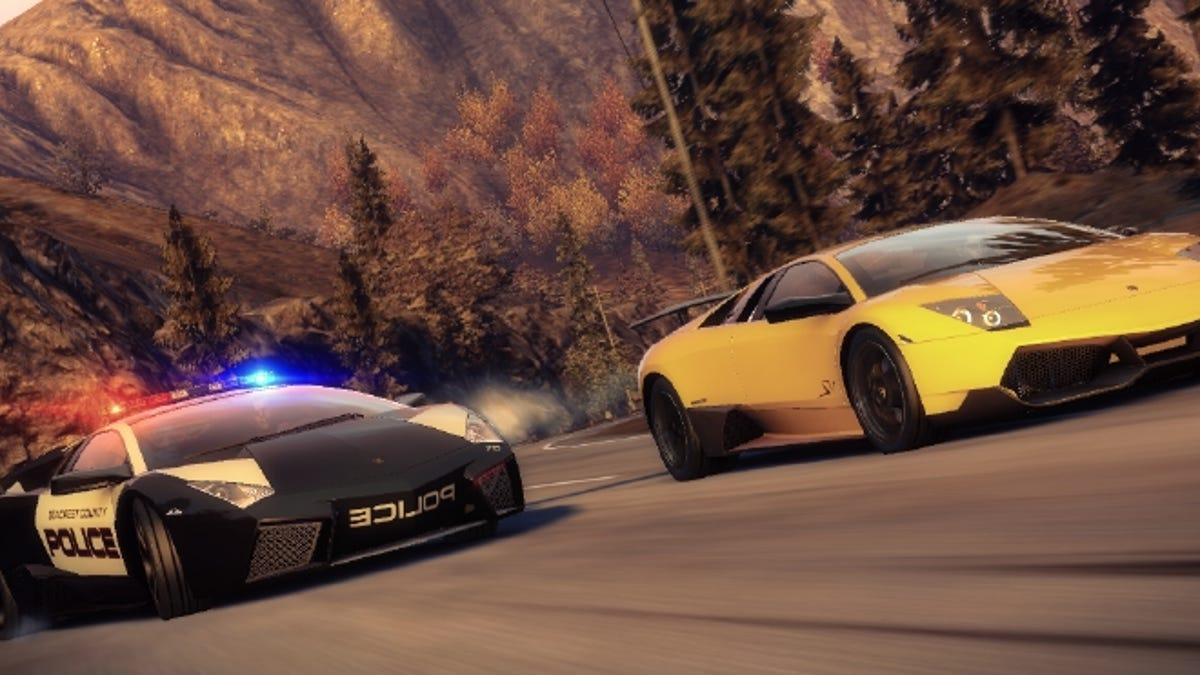 The Cars Of Need For Speed Hot Pursuit