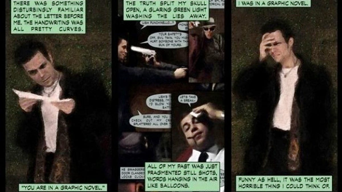 The Max Payne Comics Will Explain Why Rockstar S Hard Boiled Cop