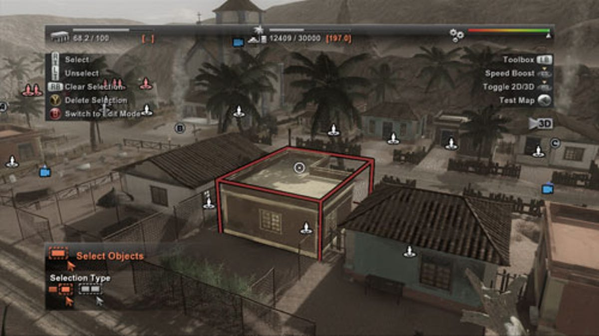 Far Cry 2 Map Editor Makes Map Editing Easier