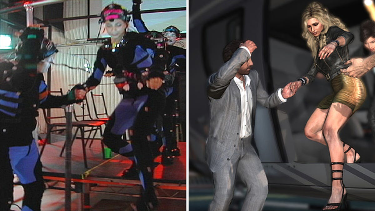 Rockstar S Behind The Scenes Look At Making Max Payne S Moves