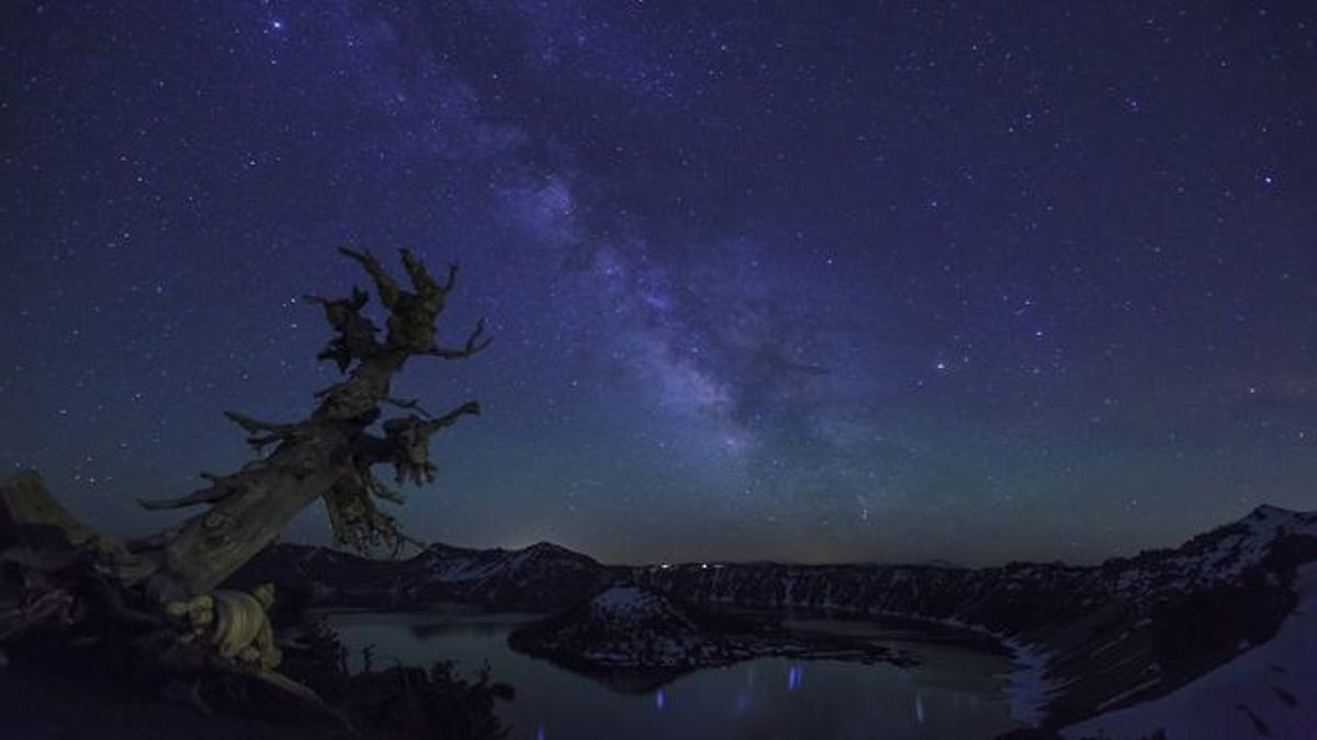 A Time-Lapse Video To Melt Your Brain With Prettiness