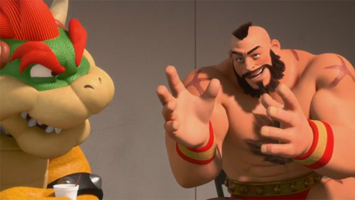 Why Bowser Is In Disney S New Movie But Mario Isn T