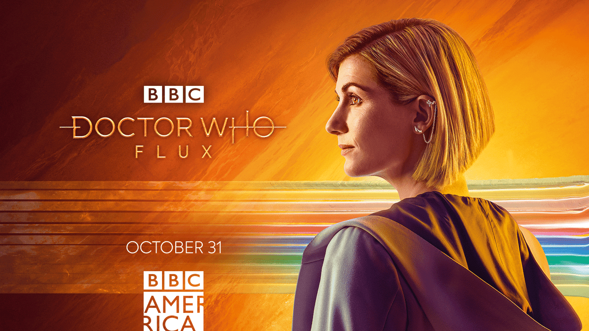 What the Flux is going on with this new Doctor Who teaser?