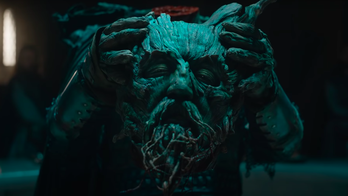 This new trailer for The Green Knight most definitely shreds
