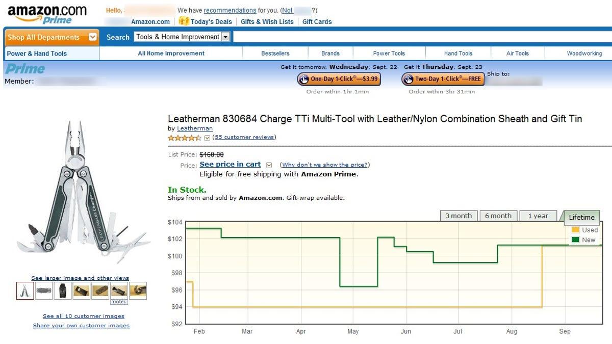 chrome plugin amazon price tracker