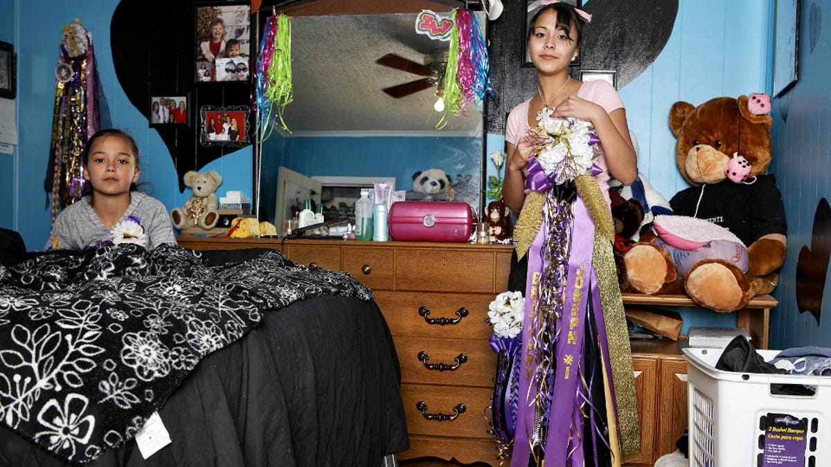Inside The Weird Texas Tradition Of Enormous Homecoming Corsages