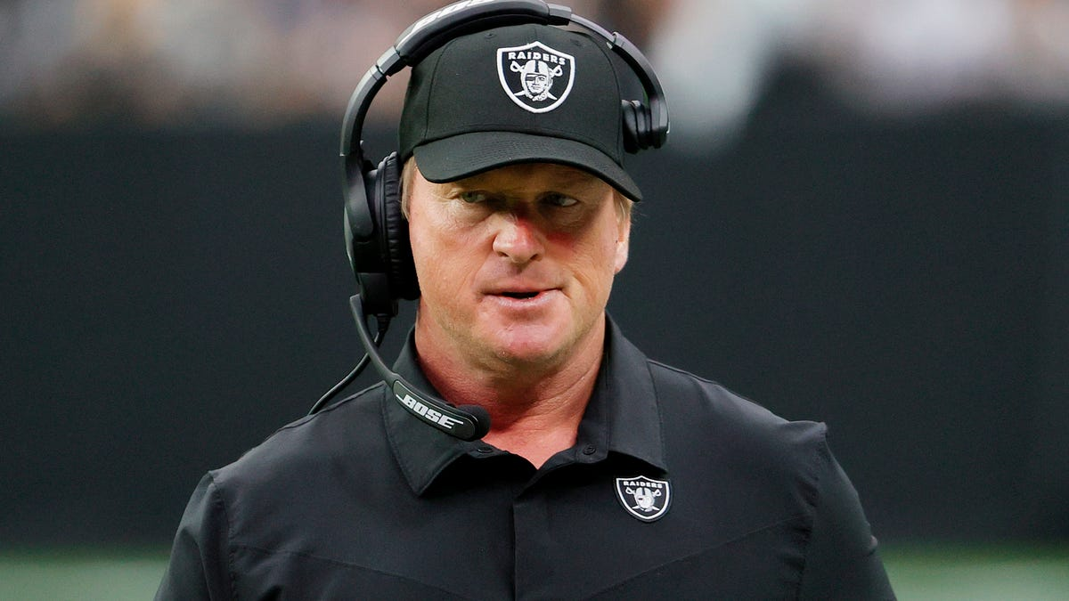 John Gruden Resigns After Saying the Quiet Part Out Loud