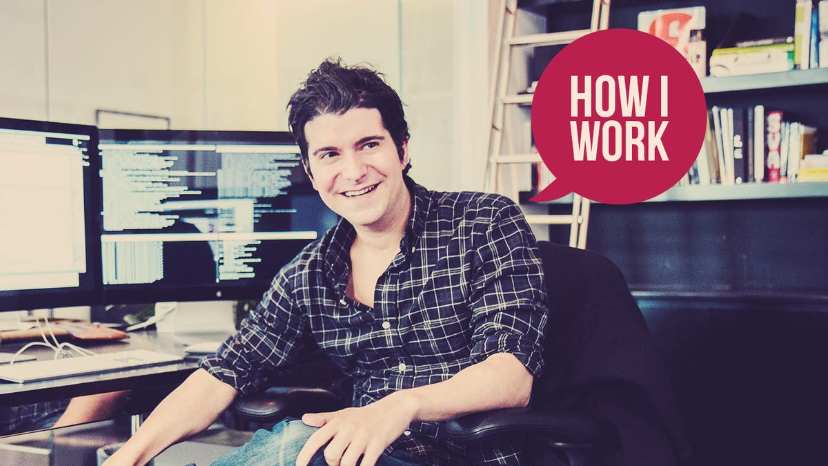 I'm Anthony Casalena, Founder of Squarespace, and This Is How I Work