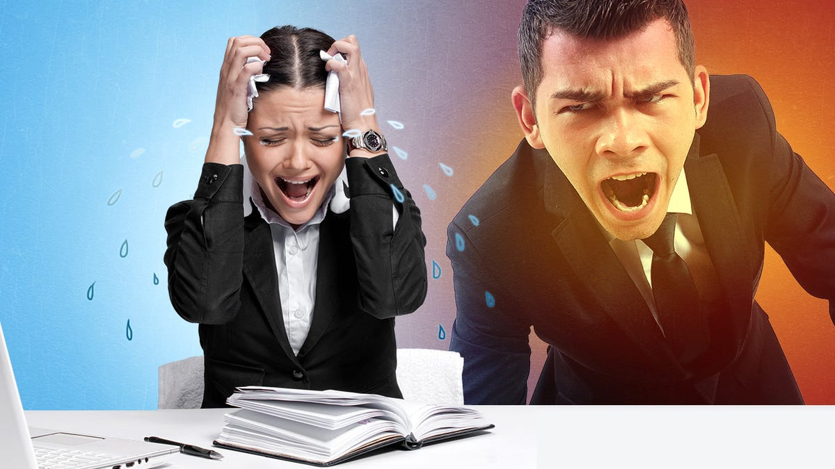 How To Stop Being An Oversensitive Employee And Work With A Boss