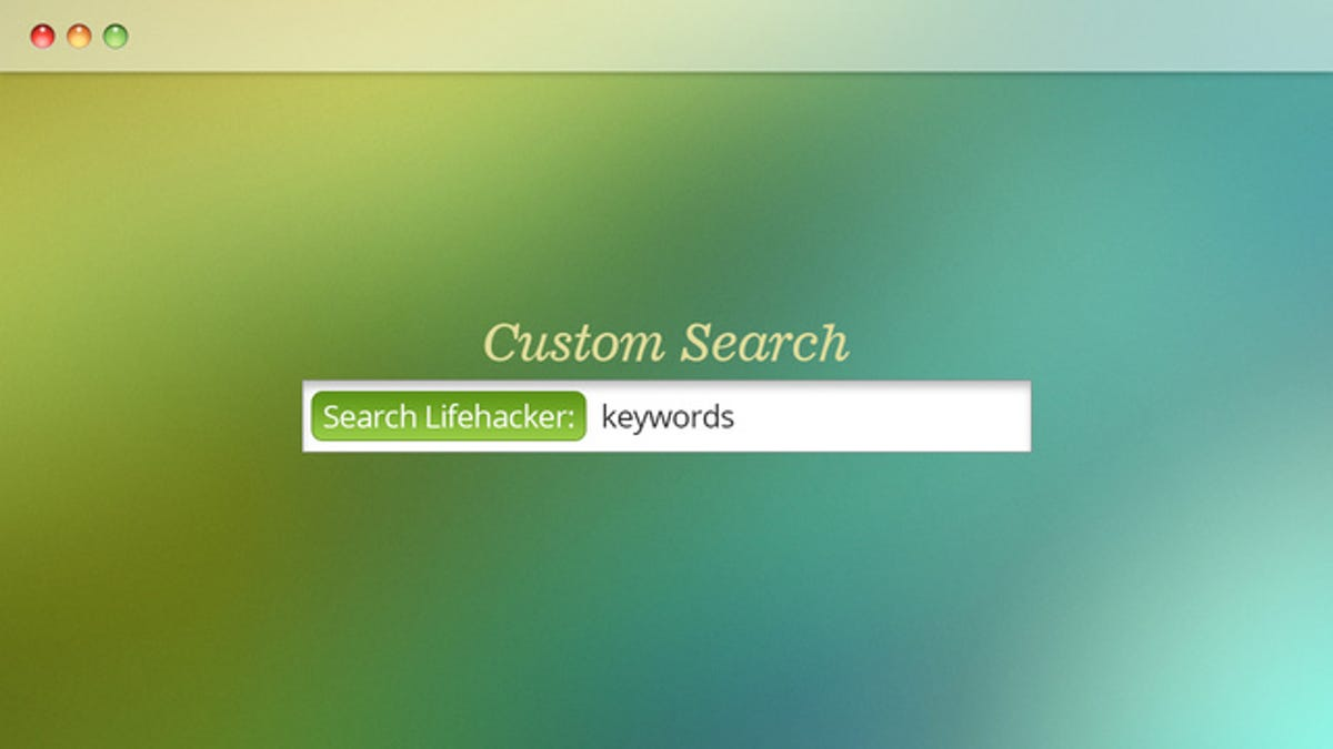 Five Custom Searches You Should Enable In Your Browser Right Now