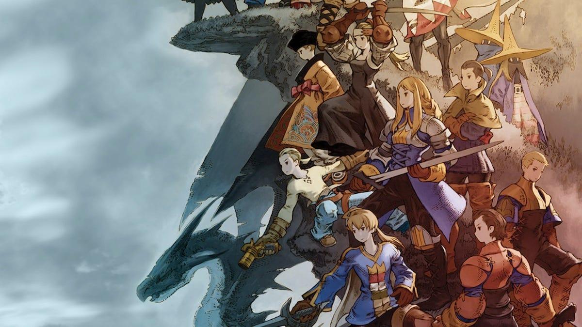 Final Fantasy Art Easy