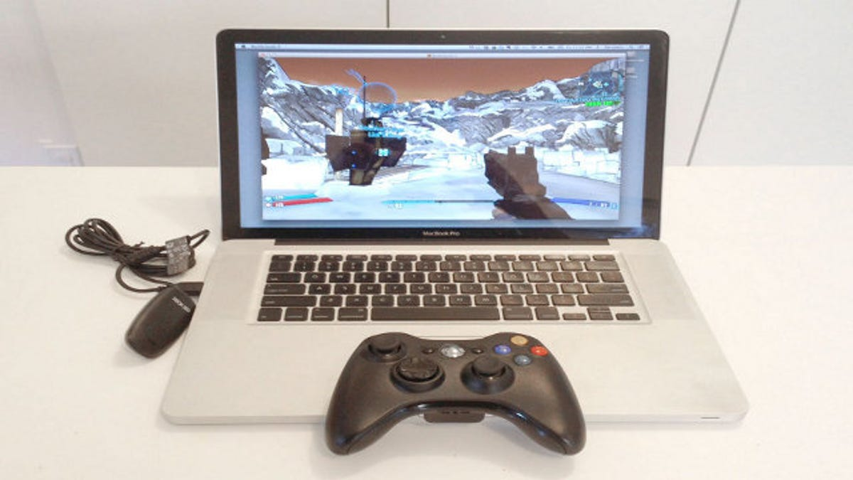 How to Use an Xbox 360 Controller with Your Mac Xbox Wireless Receiver Fuse on