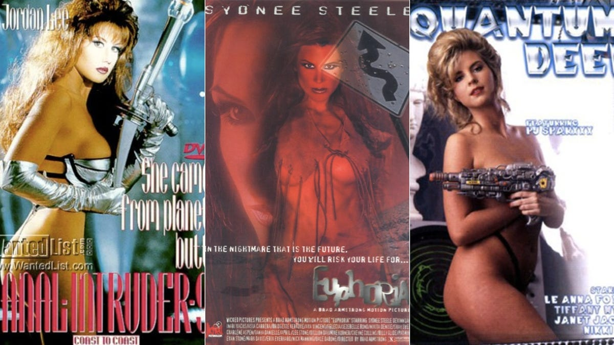 Alien Insemination Porn the greatest science fiction porn movies of all time: 1992