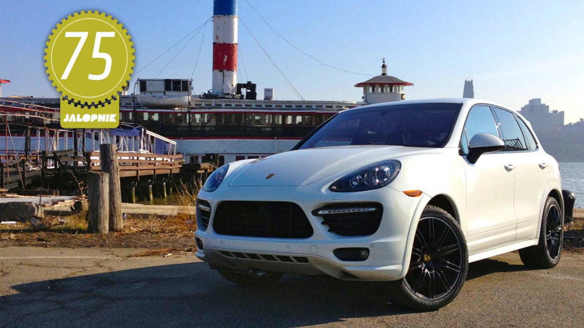 2013 Porsche Cayenne Gts The Jalopnik Review