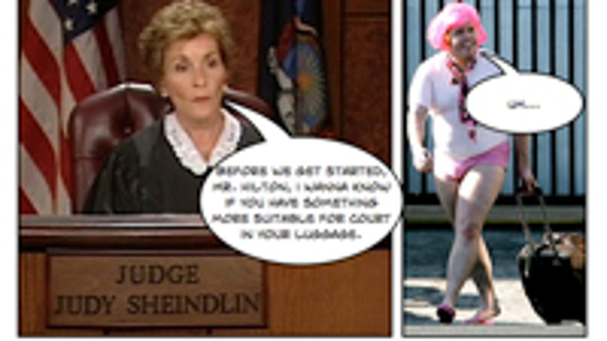 Comic Confrontations: Judge Judy Vs. Perez Hilton