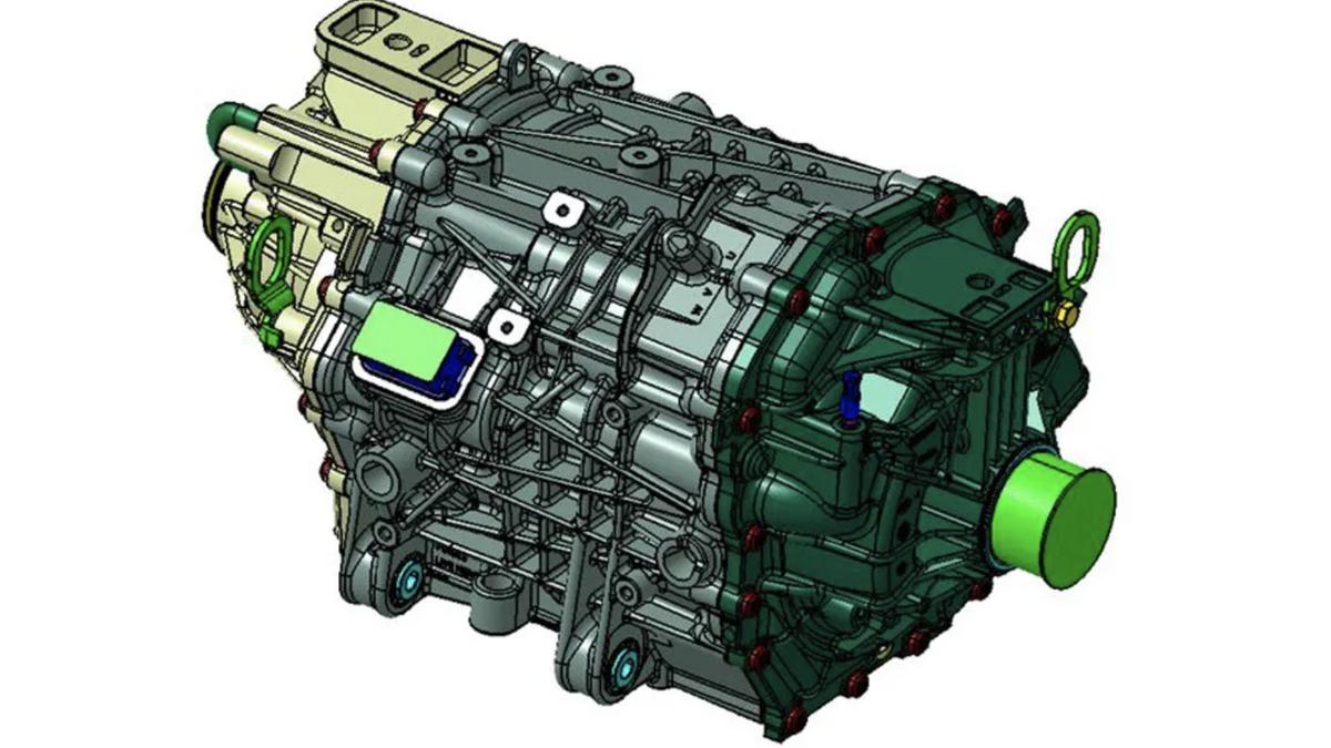Ford Performance stellt einen neuen 281-PS-Elektromotor vor