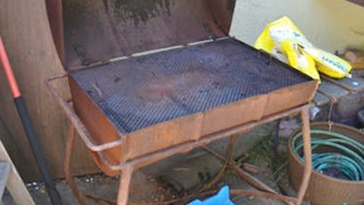 Convert Your Charcoal Grill to Gas