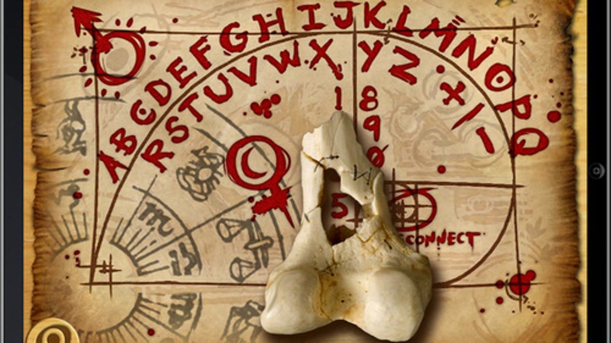 Should The Ipad Ouija Board Have A Mind Of Its Own