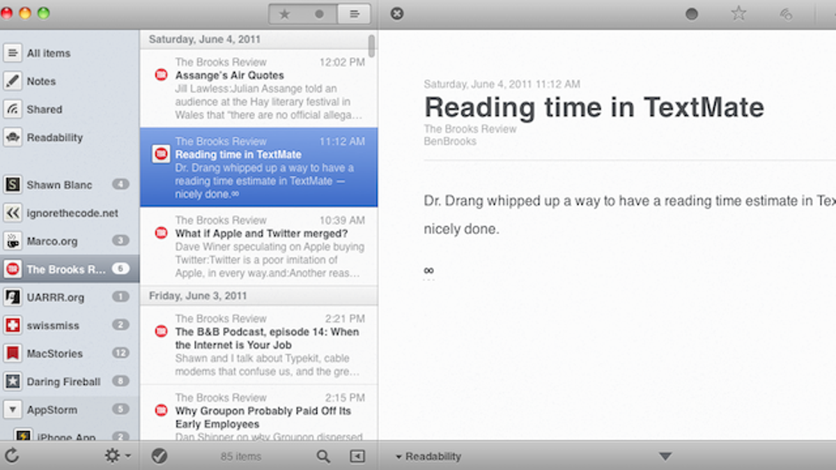 What's the Best RSS Reader Not Named Google Reader?