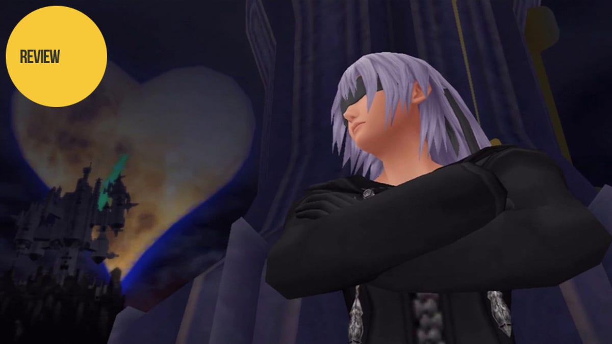 Kingdom Hearts: 358/2 Days Does Not Make for an Enjoyable Film
