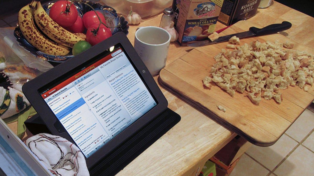 Five Best Recipe Organization Tools