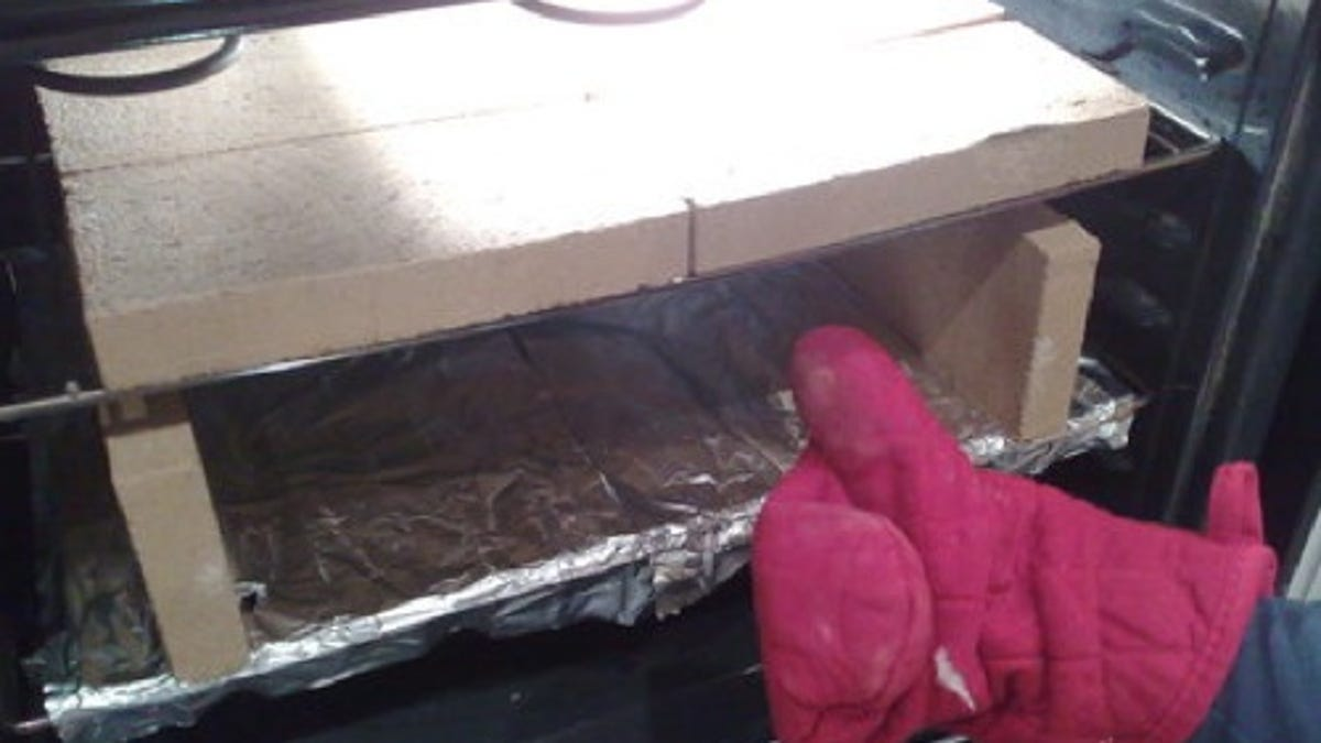 Build the Ultimate Homemade Pizza Oven on the Cheap
