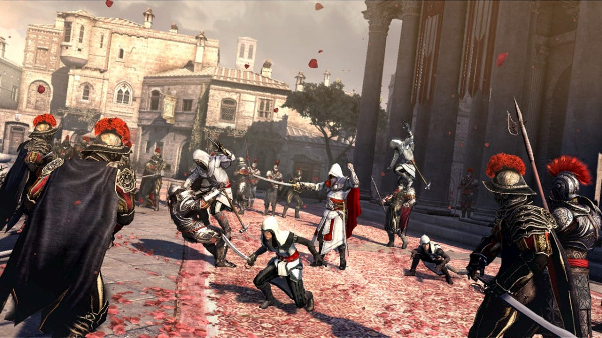 Review Assassin S Creed Brotherhood Is The Best Assassin S Creed