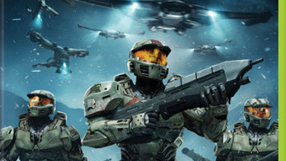Halo Wars Review: A Fistful of Spartans