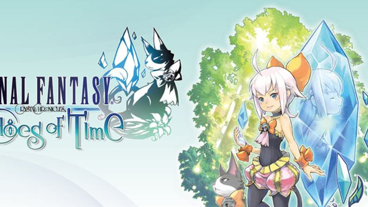 Final Fantasy Crystal Chronicles Echoes Of Time Travels To Wii