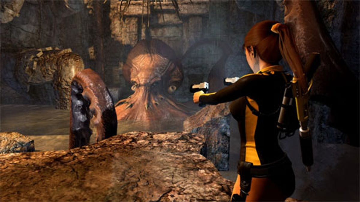 Tomb Raider Underworld Review Lara Croft S Uncharted Adventure