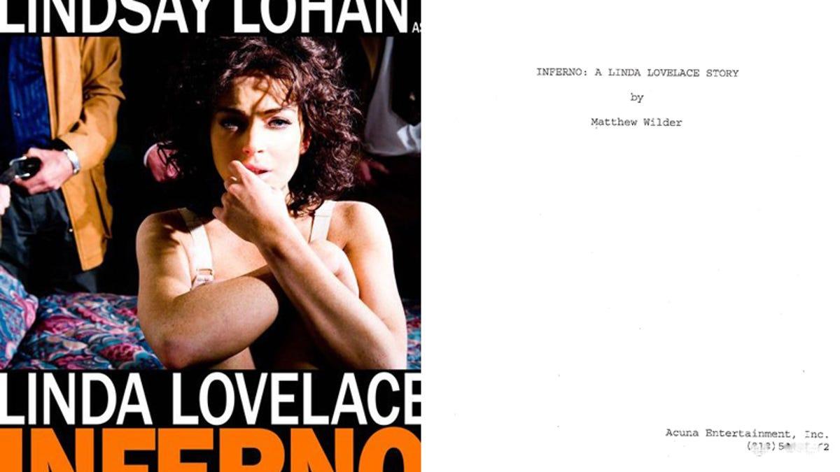All Linda Lovelace Animal Porn revealed: lohan's porn-star script has rough sex, sad sex