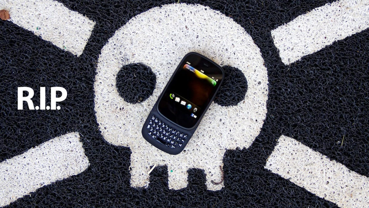 HP Killing webOS Devices