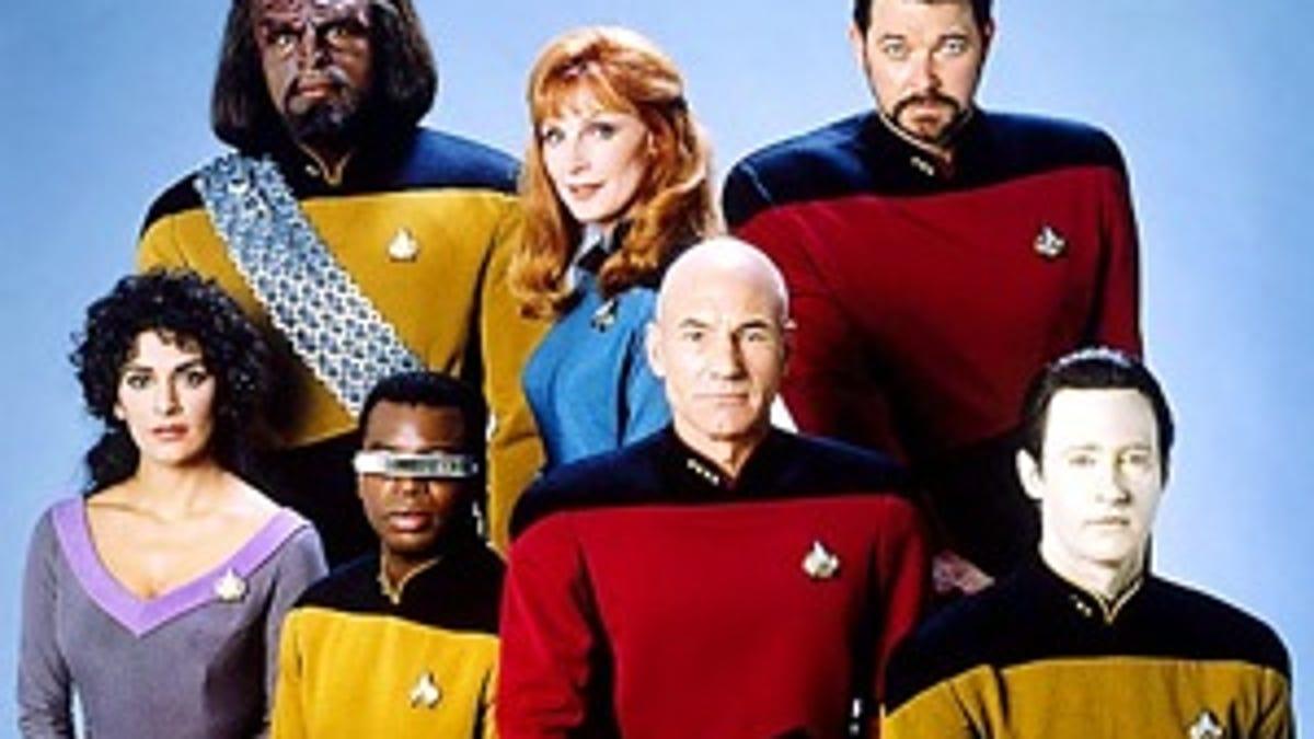 Star Trek Generations Stream