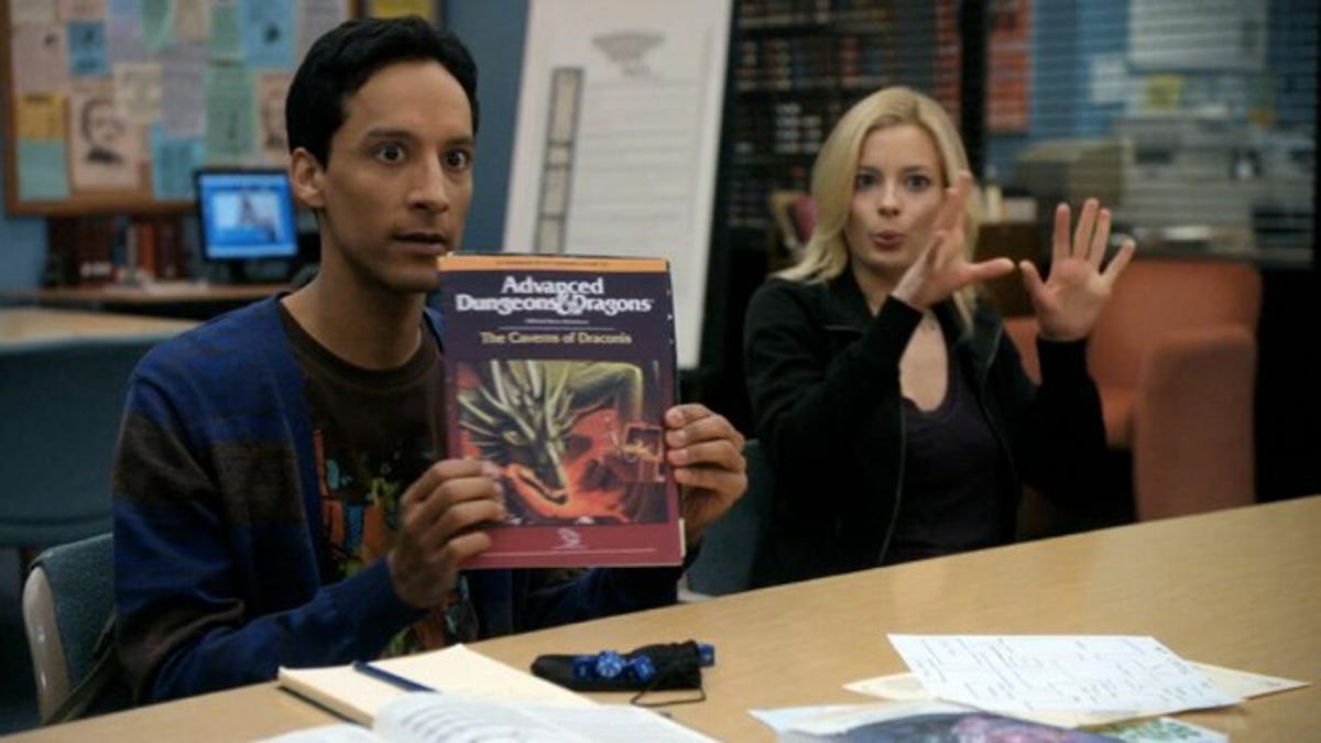 Did you hear about the time NBC tried to kill Community's D&D episode?