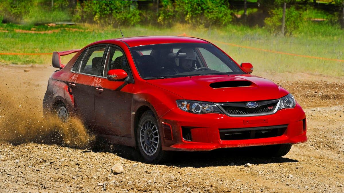 2011 Subaru Wrx Sti First Drive