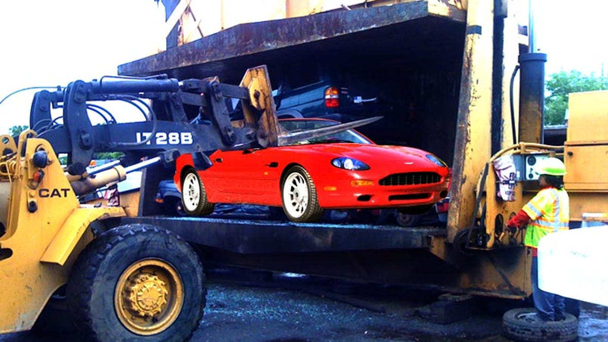 Cash For Clunkers >> Ten Most Exotic Cars Destroyed By Cash For Clunkers