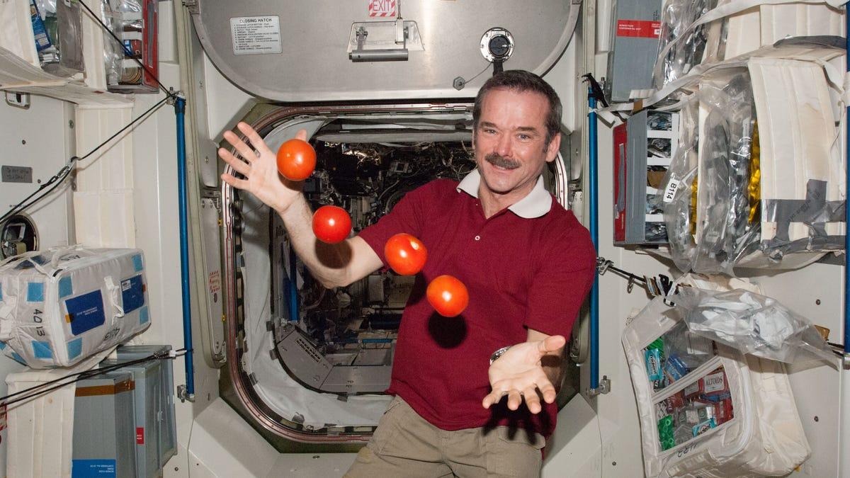 Consejos de un astronauta para no volverte loco en la cuarentena