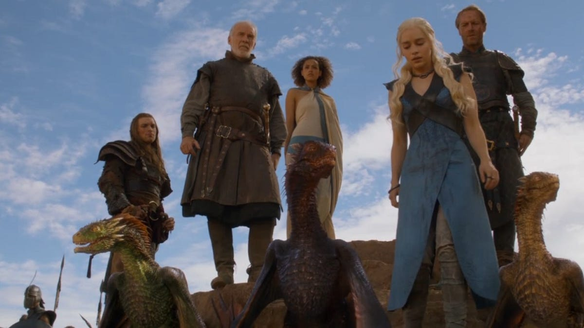 Did Game of Thrones finally explain where power really comes from?