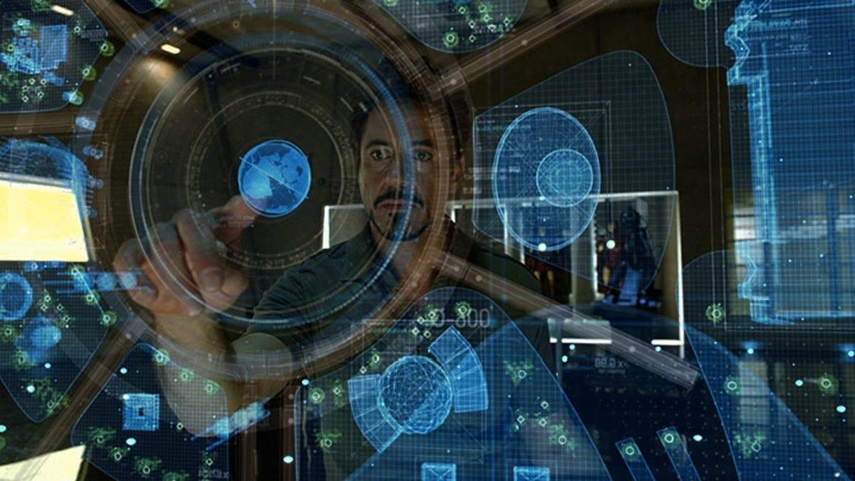 Elon Musk prepara una interfaz holográfica como la de Iron Man