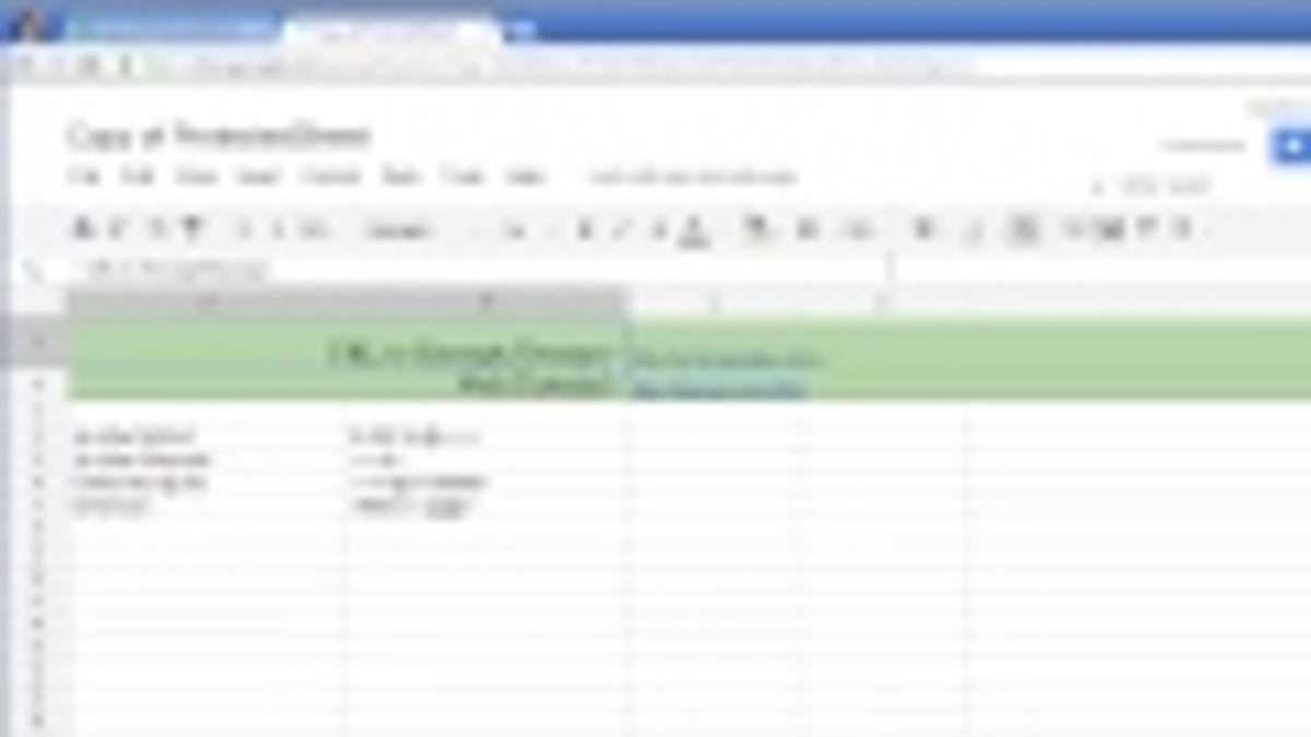 Password Protect a Google Drive Spreadsheet with This Script