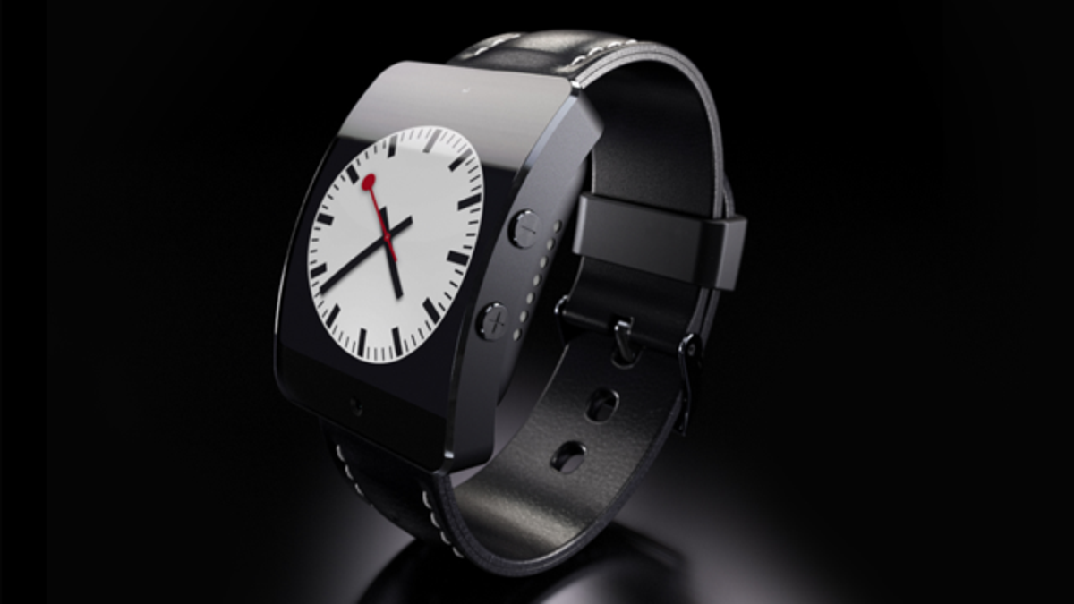 Imagining Life With the iWatch